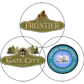 Run The Gate - Gate City Frontier