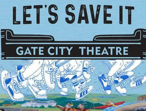 Save Gate City Theater